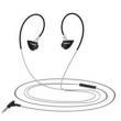 Fone de ouvido - YEMEKE cartão kanen pode cinzento fones de ouvido desportivos s30 - minimalista
