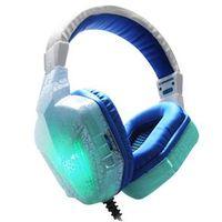 Fone Headsets - ouvido com fio de fone de ouvido de jogos luminosa