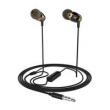Fone Headsets - Strong Headsets baixa frequência de ouro - Lee como de fones de ouvido de baixa freqüência forte headset dourado