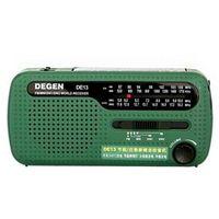 Rádio - Rádio - Banda Completa Rádio Degen Multifunções Energia Verde Verde