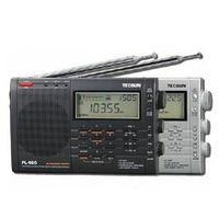 Rádio - Tecsun Pl660 Desheng Digital Full - Band