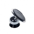 Suporte de celular veicular - Música legal Telefone Magnetic carro titular de 360 ? ? graus em rotação