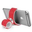 Suporte de celular veicular - Suporte para carro abee Telefone ventilação moto vermelha