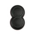 Wireless stereo Mini Bluetooth Xiang cartão resistente laptop outdoor aparelho de som pequeno alto - falante preto