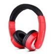 Fone de ouvido - Ai Ming - cabeça estilo fone de ouvido estéreo de fone de ouvido vermelho wire