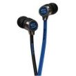 Fone de ouvido - ALMA por Ludacris mini - fone de ouvido fone de ouvido com azul