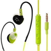 Fone de ouvido - MATE fones de esportes verde