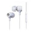 Fone de ouvido - PLEXTONE Pu headset X37M com versão fio branco
