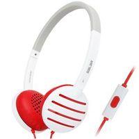Fone de ouvido - Salar Salar EM310i caderno vermelho telefone headset