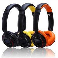Fone de ouvido - TTAF headset computador auricular estéreo Bluetooth móvel Orange