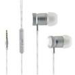 Fone de ouvido - Yi Sen C5 esportes earphones fio branco