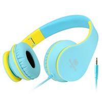 Fone de ouvido - I68 com baixo pesado headset Azure