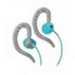 Fone de ouvido JBL Focus 100 Feminino projetado para prática de esportes resistente ao suor com encaixe seguro e confortável.