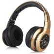 Fone de ouvido - Se a moção Bluetooth Headset cor dourada