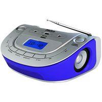 Audio Philco Pb125L - Reproduz MP3, com entrada USB e Auxiliar, Rádio FM, Relógio e funções diversas BIVOLT