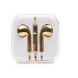 Fone de Ouvido P2 Dourado Gold