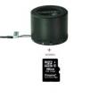 Alto - falantes - Caixinhas de Som - cartão de memória preto 16G - SAKO três temas yt2 Alto - falante Bluetooth wireless mini co