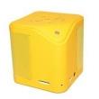 Caixa de som - Alto - falantes sem fio Bluetooth SENBOWE subwoofer amarelo