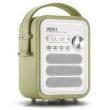 Caixa de som - Amor de Aidu sem fio Bluetooth subwoofer alto - falante portátil AY835 Fruta verde