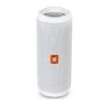 Caixa de Som Bluetooth JBL com Potência de 16W para iOS e Android Branco - FLIP4 - JBLFLIP4BCO