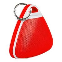 Caixa de som - Estrada Q10 Bluetooth wireless oradores frescos subwoofer vermelho