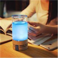 Caixa de som - Rippo10 pirilampo azul Bluetooth Speaker