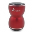 Caixa de som sem fio - ADIN Edin KK5 falante Estéreo Bluetooth alto - falantes Bluetooth portátil alto - falantes Bluetooth rosa