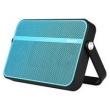 Caixa de som sem fio - Alto - falantes estéreo portátil de rádio FM vezes Banco manhã pensando Bluetooth tablet sem fio azul de