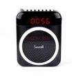 Caixa de som sem fio - Amoi V88 u disco inserido pequeno Buda Máquina de mp3 estéreo alto - falante preto