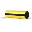 Caixa de som sem fio - BORDA Bluetooth estéreo sem fio mini - falantes de cartão portátil de rádio NFC toque KR8800 amarelo