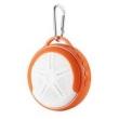 Caixa de som sem fio - Canção e família ao ar livre mini - falante Bluetooth estéreo portátil móvel laranja pequena wireless