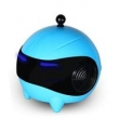 Caixa de som sem fio - MATE telefone alto - falante externo mini - azul áudio portátil portátil