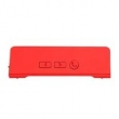 Caixa de som sem fio - Nansin US85 sem fio Bluetooth estéreo alto - falante sem fio cartão vermelho alto - falantes