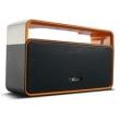 Caixa de som sem fio - Se ao ar livre cartão laranja pequeno rádio estéreo portátil crianças alto - falante Bluetooth Eletrônica