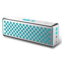 Caixa de som sem fio - Série Bluetooth ROCHA Locke Platinum som sem fio viva - voz portátil Laptop Car Azul