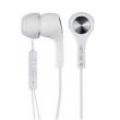 Caixa de som sem fio - soaiySAL901 fio de fone de ouvido orelha headset compatível aparência branca da nova clareza chamada