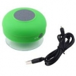 Caixa de Som Speaker Resistente a água Verde