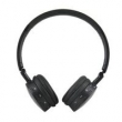 Fone de ouvido - CD Kang Vcom fone de ouvido sem fio Bluetooth fones de ouvido música negra DE757
