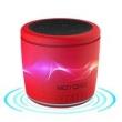 Caixa de som sem fio - Roda gigante mini alto - falante sem fio Bluetooth motoro vermelho