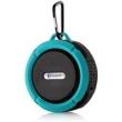 Caixa de som - SENBOWE sem fio Bluetooth Car Speaker Azul
