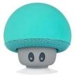 Caixa De Som Sem Fio - Temei Bluetooth Speaker Cogumelos Ventosa Silicone Forma Cogumelo Criativo Es