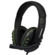Headset Gamer Gamemax HG333 C / microfone Preto / Verde