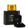 Fragrância Desodorante Wild Cat + Par de Brincos Crystal Swarovski®