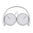 Fone De Ouvido Headphone Mdr - Zx110 / W Sony Branco