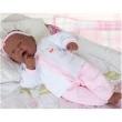 Boneca Bebê Ninos Negra 1497 - Cotiplás