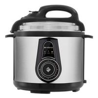 Panela Elétrica Cadence Agile Cook PAN901 4 Litros Inox 220V