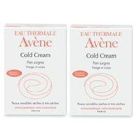 Sabonete de Limpeza Avene Cold Cream 100g C / 2 Unidades