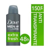 Desodorante Antitranspirante Aerosol Dove MEN+CARE Extra Fresh