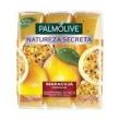 Kit Sabonete em Barra Palmolive Natureza Secreta Maracujá