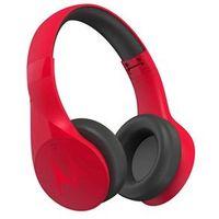 Fone de Ouvido Bluetooth Motorola Pulse Escape com Microfone e Controles Touch - Vermelho